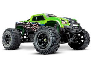 X-Maxx 1/7 4WD Green