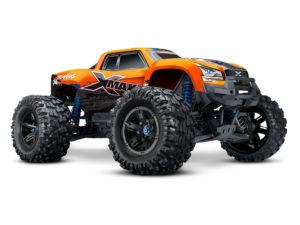 Traxxas X-Maxx 1/7 Orange