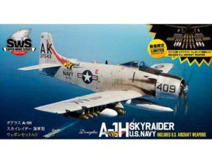 ZOUKEI MURA 1/32 A-1J SKYRAIDER U.S. NAVY