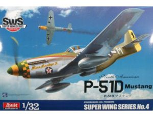 ZOUKEI MURA 1/32 NORTH AMERICAN P-51D MUSTANG USAAF