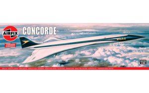 Airfix Concorde