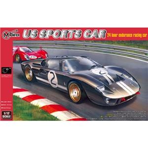 Magnifier US Sports Car 1/12 PKMAG00019