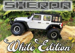 Absima Sherpa White CR3.4
