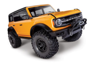Traxxas TRX4 2021 Ford Bronco 1/10 Crawler - Orange