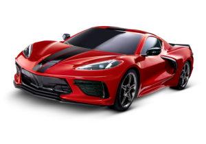 Traxxas Chevrolet Corvette Stingray Red
