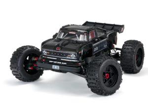 Arrma 1/5 OUTCAST 4WD EXtreme Bash Roller Stunt Truck - Black