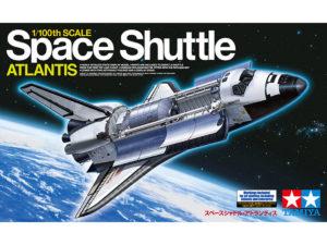 60402 1/100 Space Shuttle Atlantis