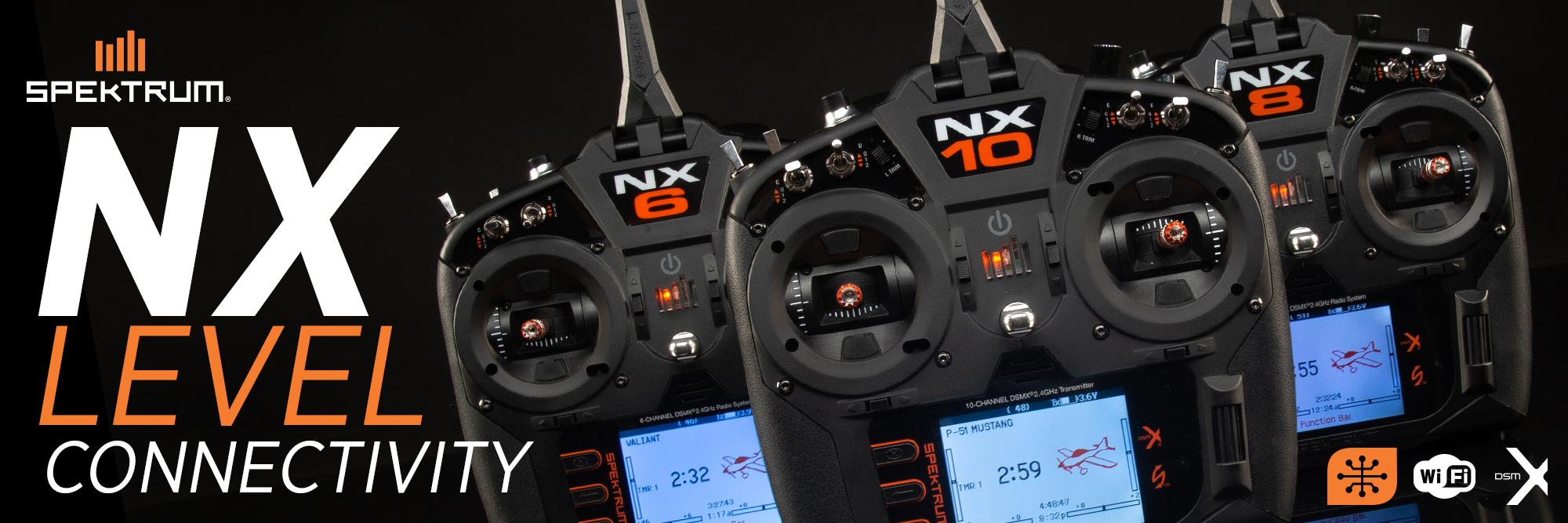 Spektrum NX Radio