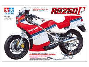 Tamiya 1/12 Suzuki RG250 w/t Full Options # 14029