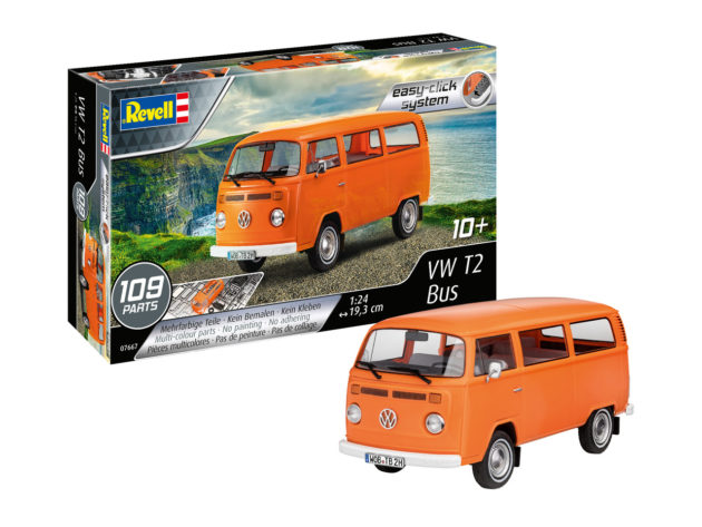 Revell VW T2 Bus