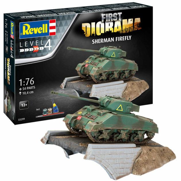 Revell Sherman Firefly
