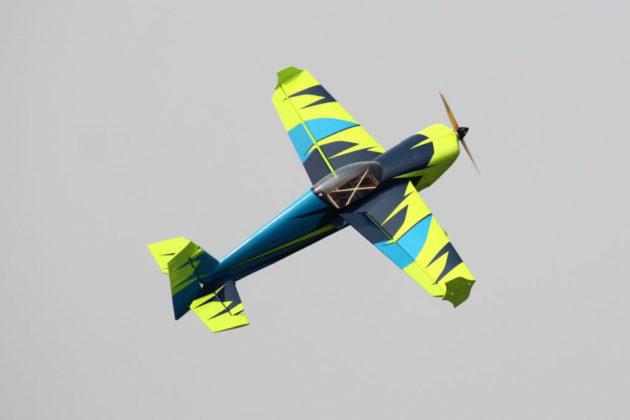 PILOT-RC SLICK BLUE/GREEN