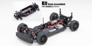Kyosho Fazer Mk2 Chassis