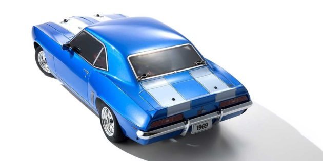Kyosho Fazer MK2 Chevy