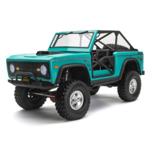 SCX10 III Early Ford Bronco 4WD