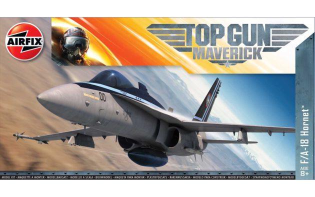 Airfix Top Gun F-18