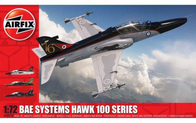 Airfix BAE Hawk 100 Series 1:72 A03073A