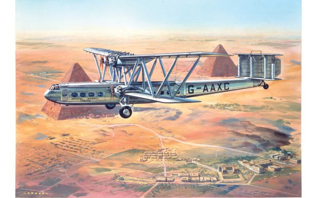 Handley Page H.P.42 Heracles