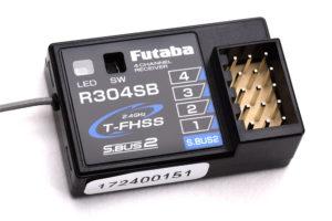 Futaba R304SB 4ch Rx