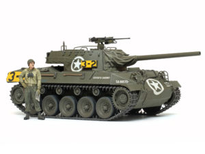 Tamiya M18 Hellcat U.S. Tank Destroyer 1/35 35376